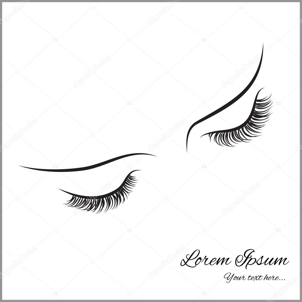 Eye Lashes Makeup Products Drawing Tumblr