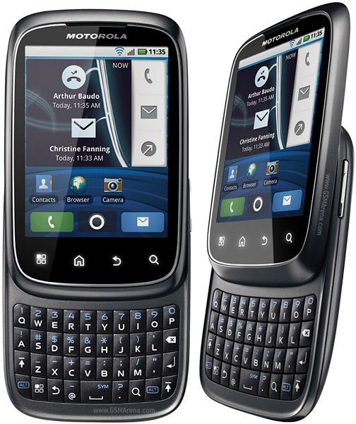 Motorola SPICE XT300 pictures