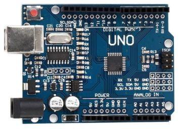 Arduino UNO R3 + USB Kablo Hediyeli