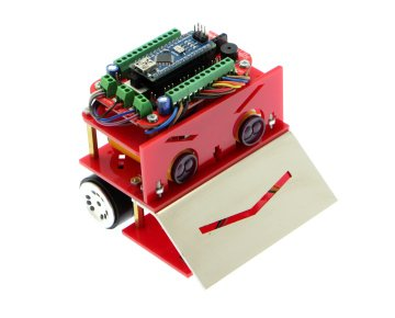 Leopar Mini Sumo Robot Kiti