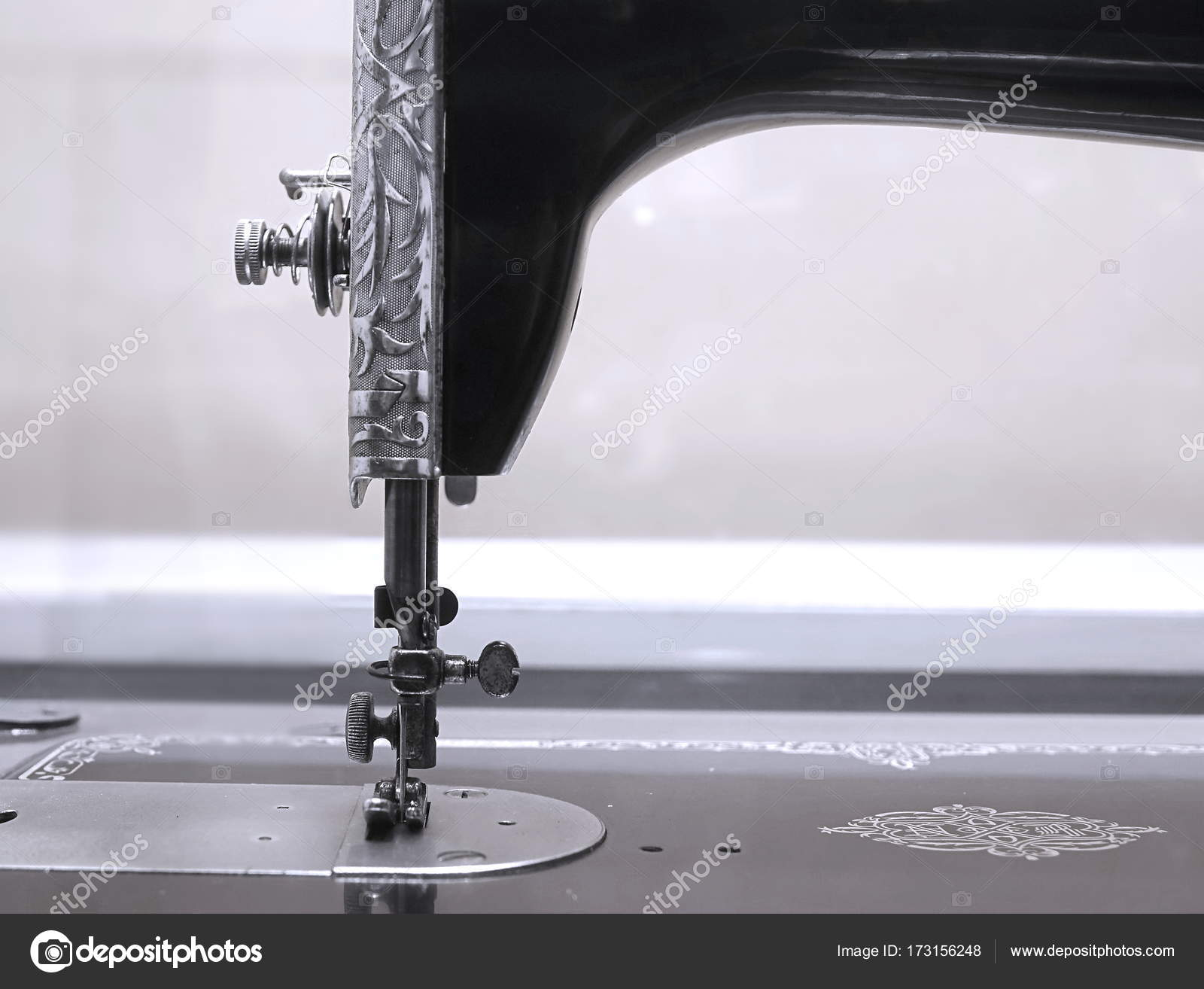 Sewing Machine Old Fashioned