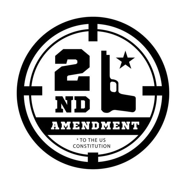 2nd amendment Stock Vectors, Royalty Free 2nd amendment