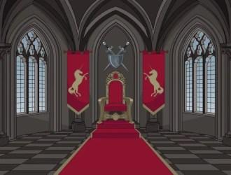 throne castle room medieval illustration vector magic clipart hall colourbox dreamstime ball cliparto royalty fotolia illustrator dorothy toto depositphotos