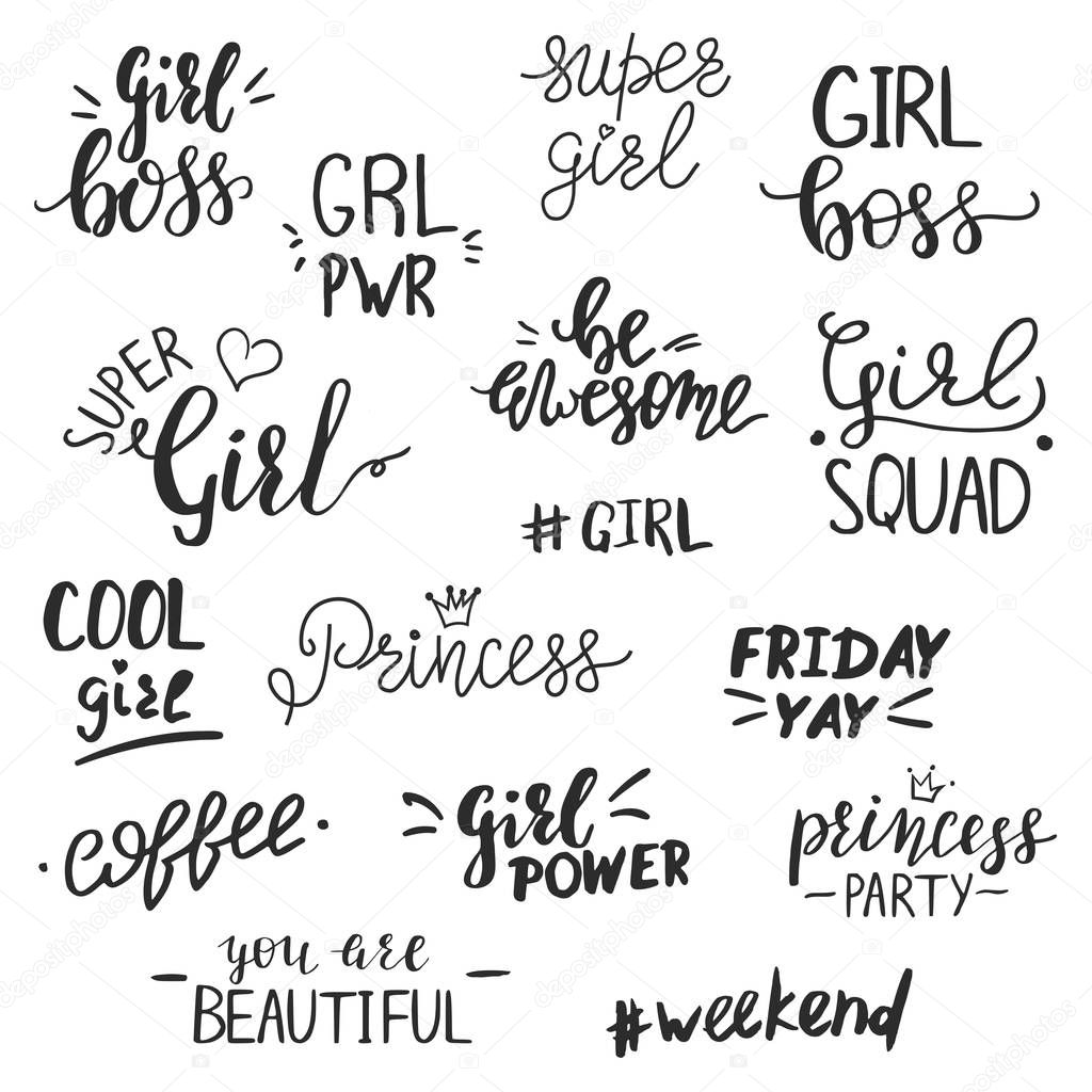Pictures Quotes For Girl