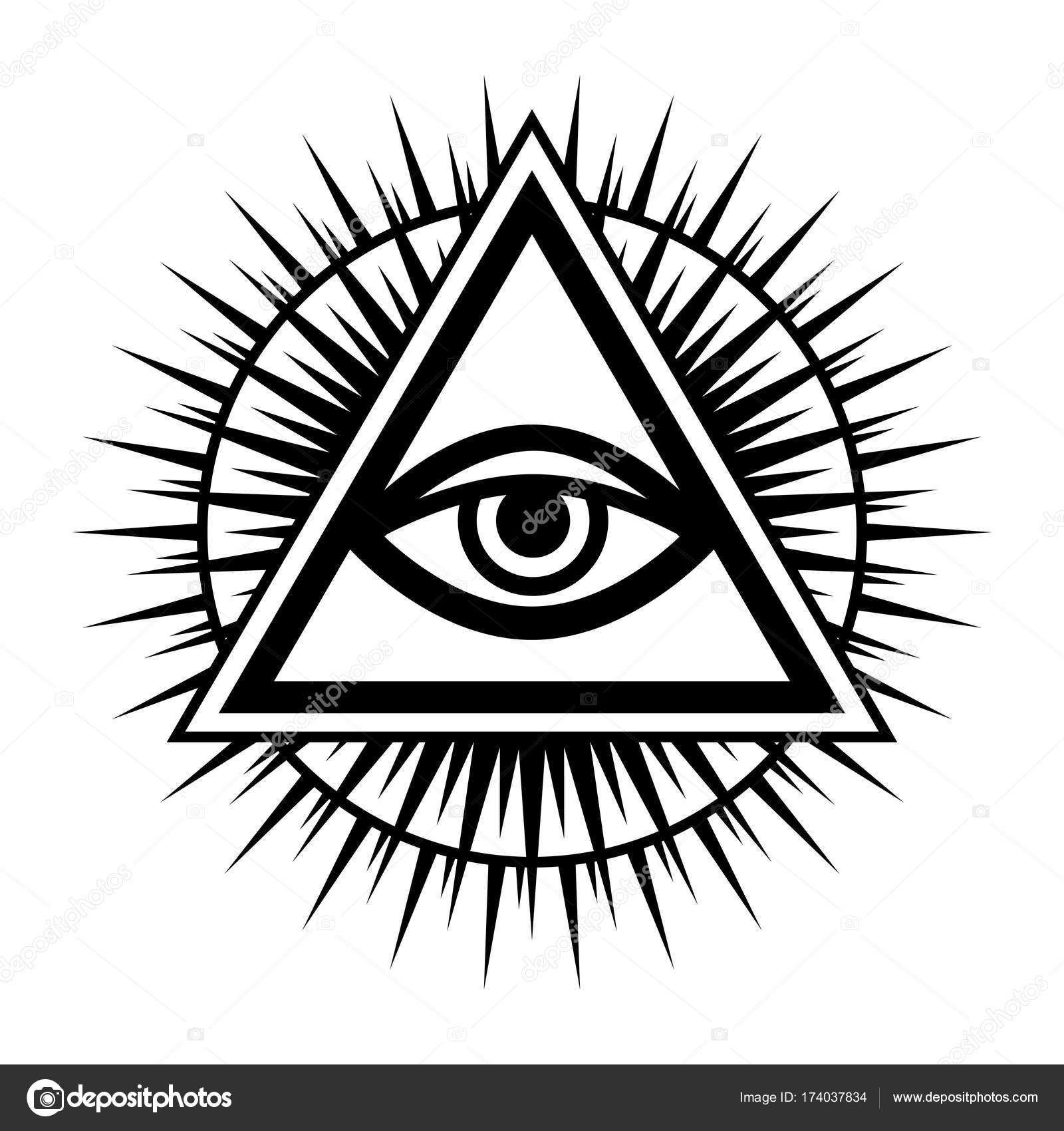 All Seeing Eye The Eye Of Providence