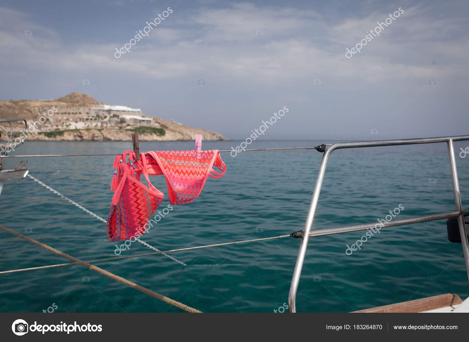 Vacation Mood On Stock Photo C Blanaru 183264870