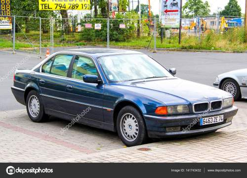 small resolution of bmw e38 7 series stock editorial photography