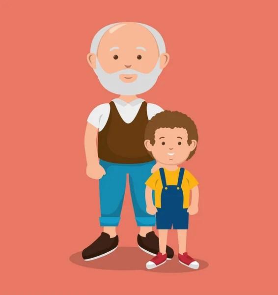 老男人卡通 — 圖庫矢量圖像© yupiramos #121676338