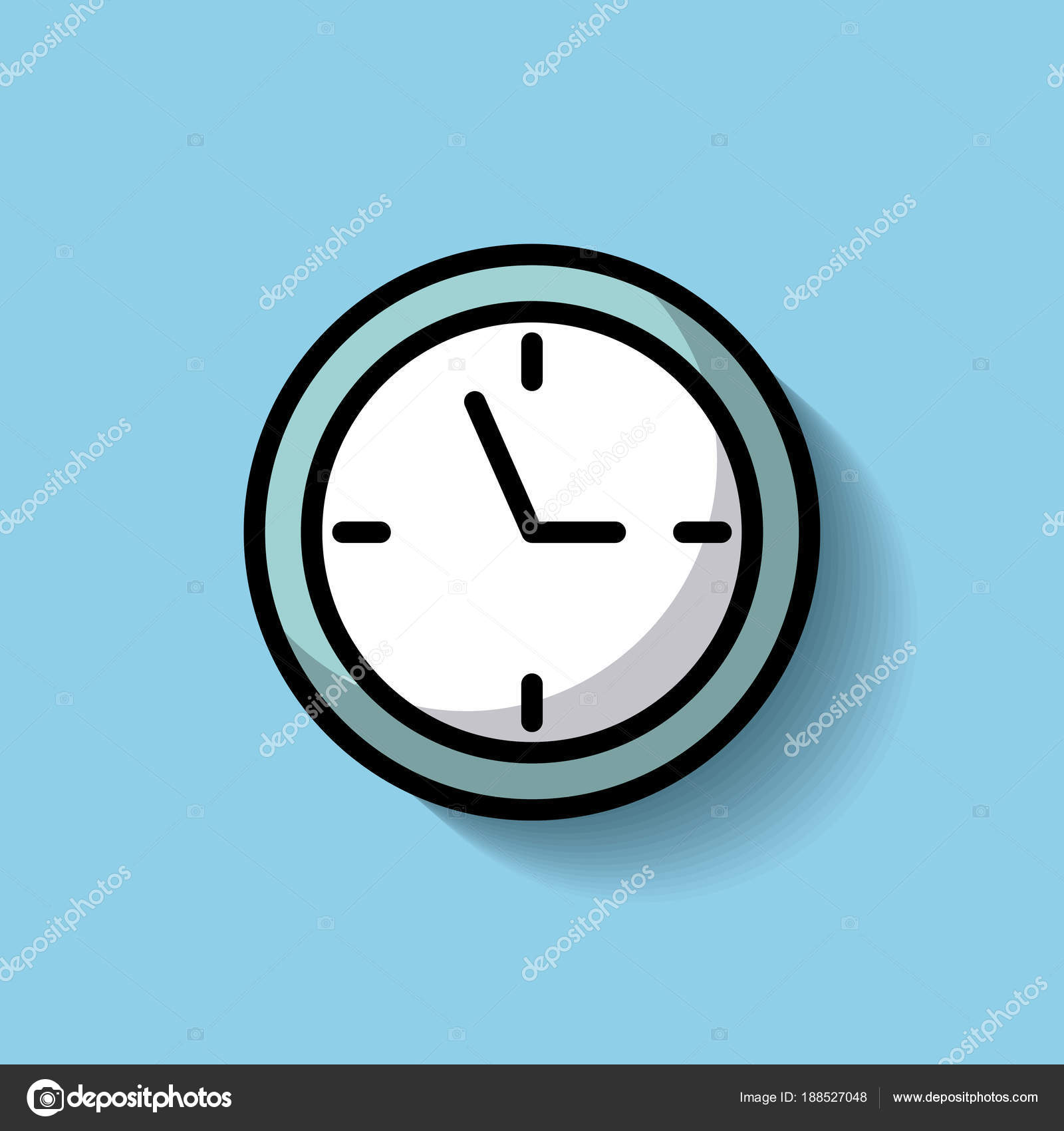 Timer Uhr