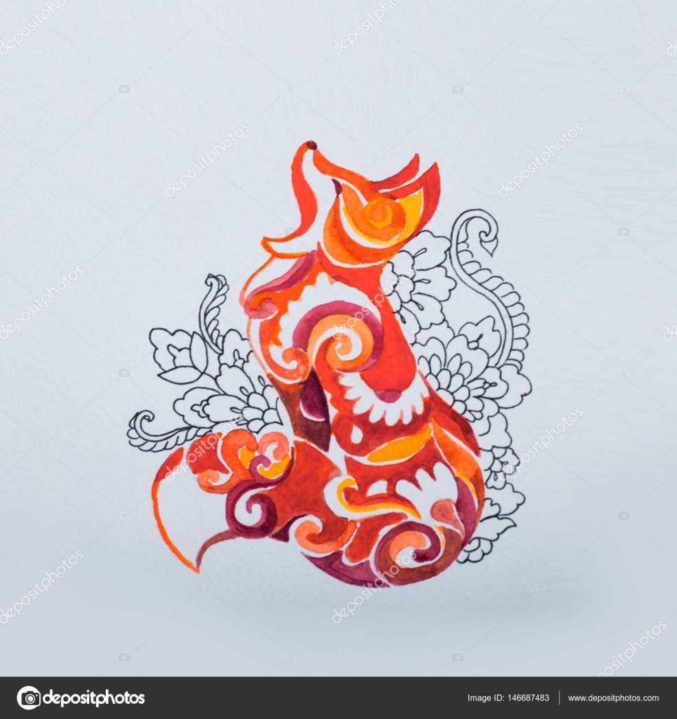 ᐈ лиса татуировка фото и картинки татуировка лисы скачать рисунок
