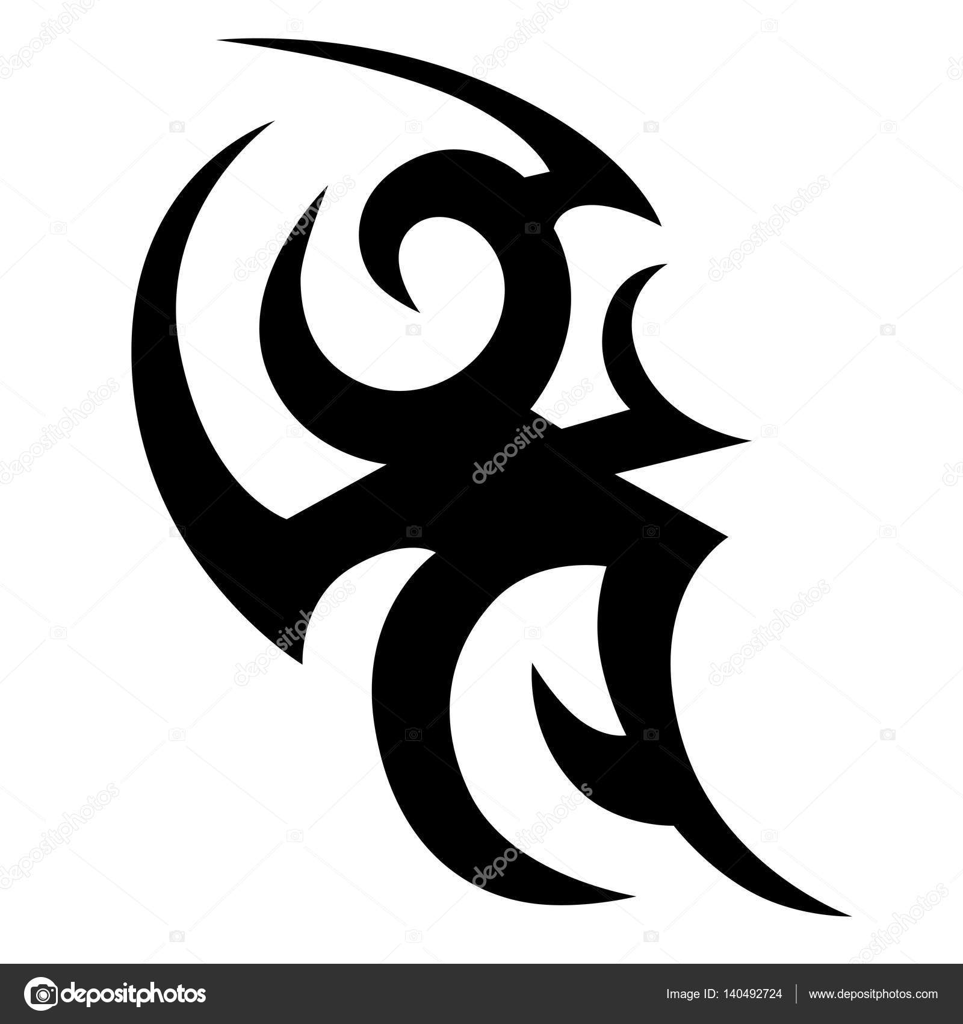 Tribales Para El Brazo Diseños Elemento De Diseño De Tatuajes