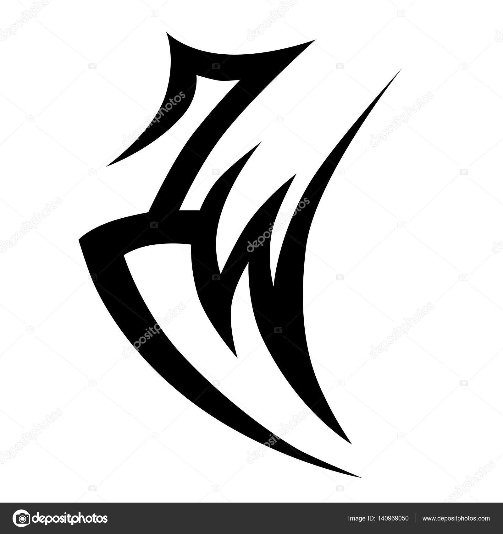 Tatuajes De Dragones Tribales En El Brazo Diseños Tribales