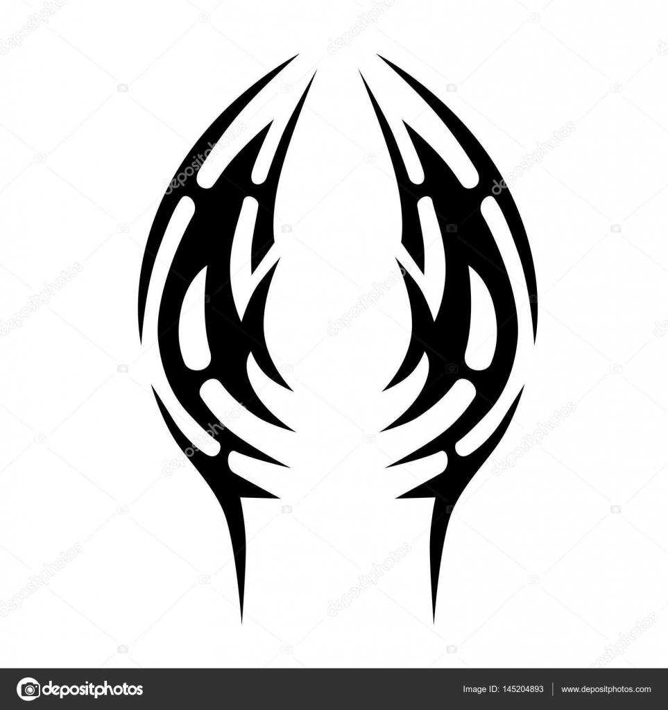 Tatuajes Tribales Dragones Brazo Diseños Tribales Tatuajes