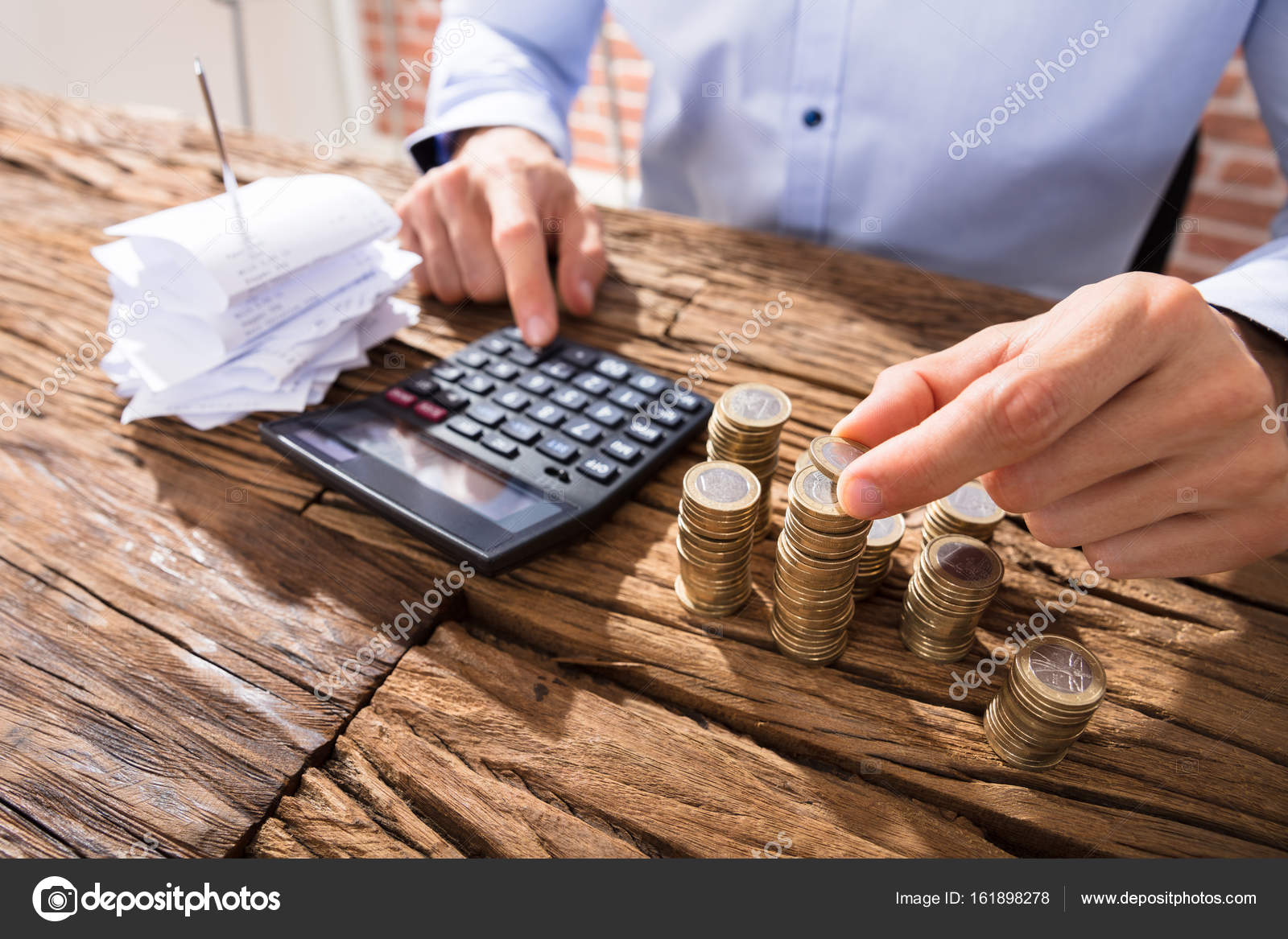 Person Counting Coins
