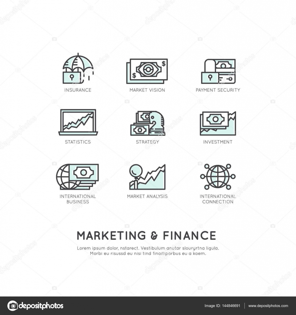 Marketing and Finance, Business Vision, Investment
