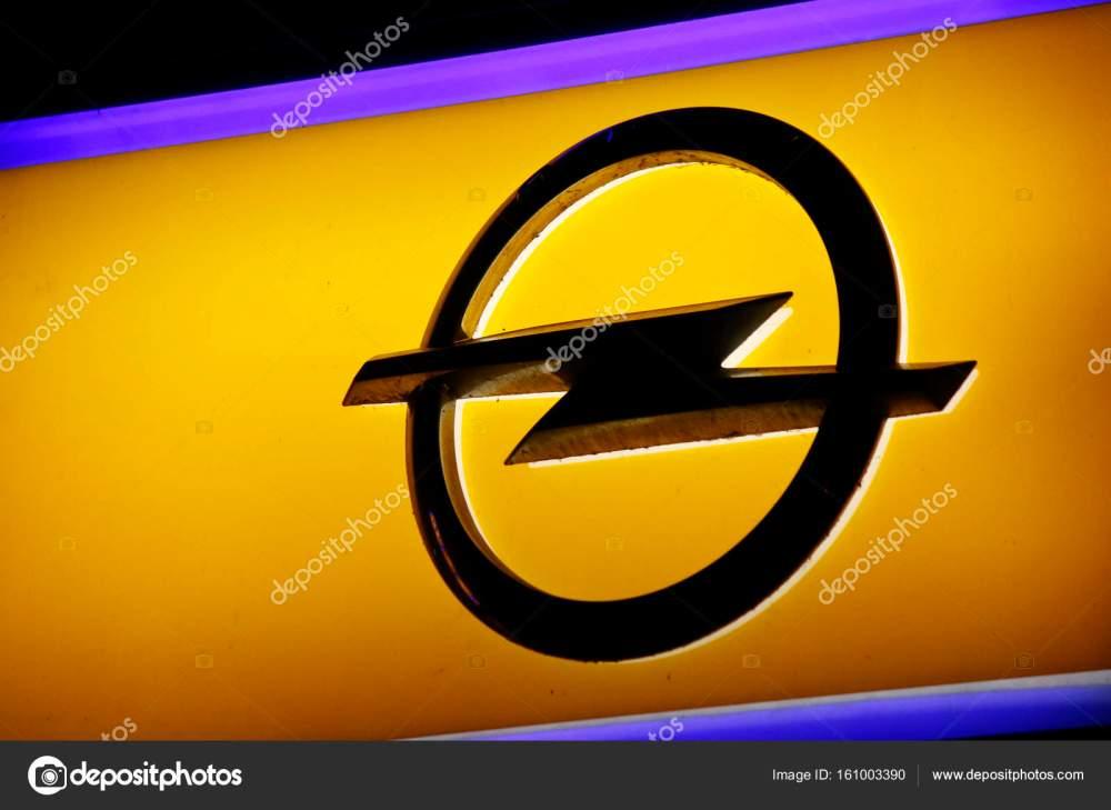 medium resolution of logo of brand opel berlin
