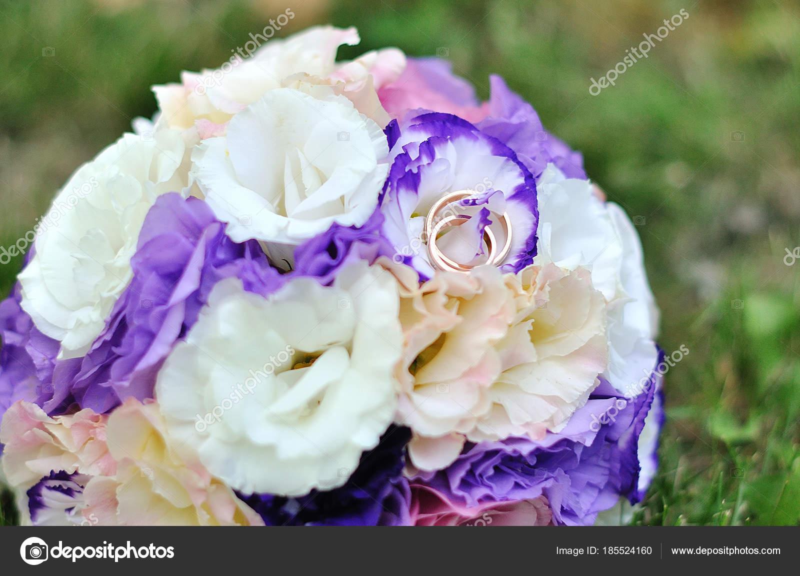 Goldene Hochzeit Blumen