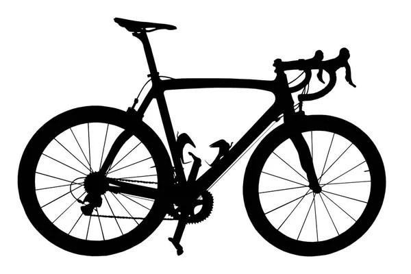 Hardtail mountain bike — Stock Vector © djahan #12813916