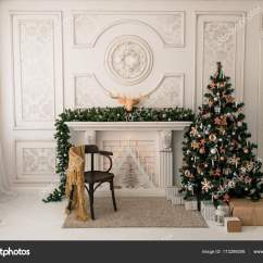 Beautiful Living Rooms At Christmas Moroccan Style Room Merry And Happy Holidays A New Year Decorated Interior With Presents Tree Photo By Ulovelondon