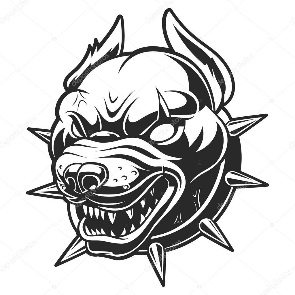 Ugly A Dog
