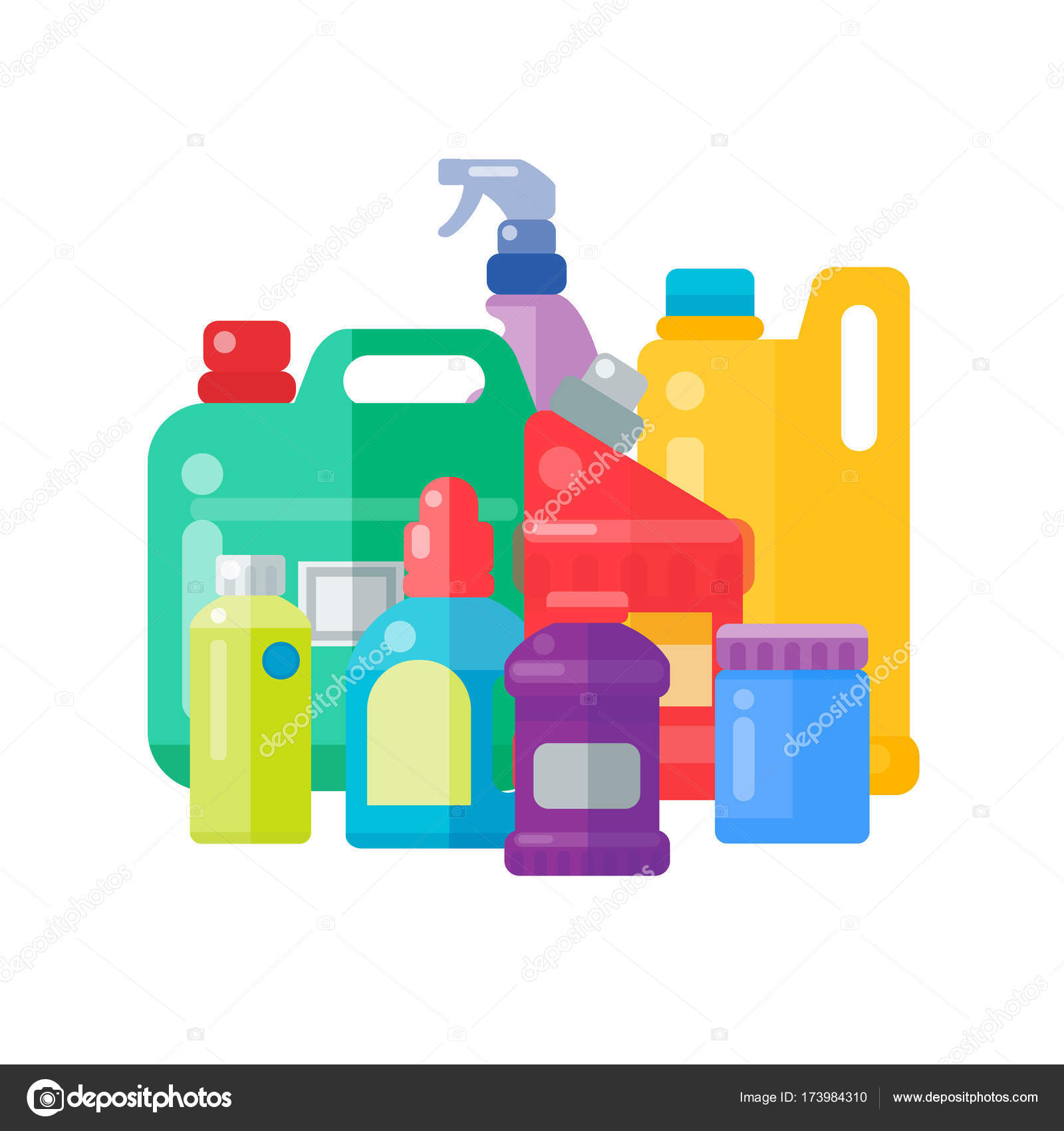 Waschmittel Clipart Remo Poletti Illustration
