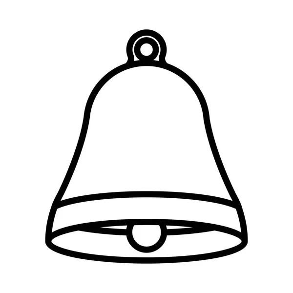 Isolated bell design — Stock Vector © grgroupstock #133511074