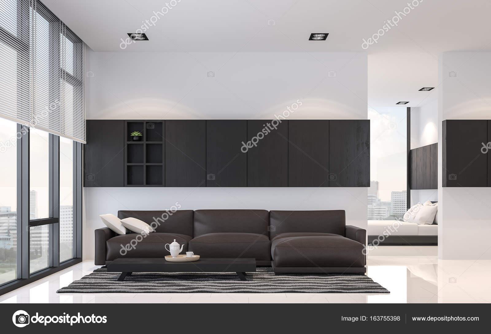 Zwart Interieur Woonkamer XVN92  AgnesWaMu