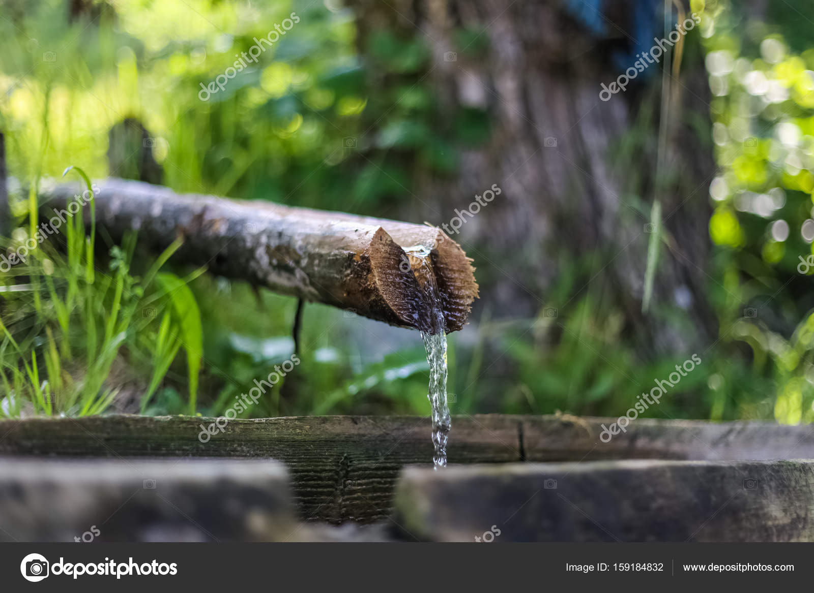 Water Source Drinking Water Natural Spring Water Clear