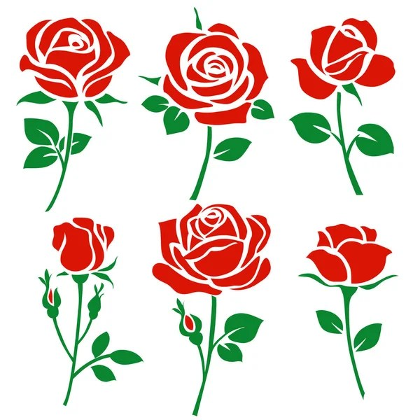 Rose Stock Vectors Royalty Free Rose Illustrations