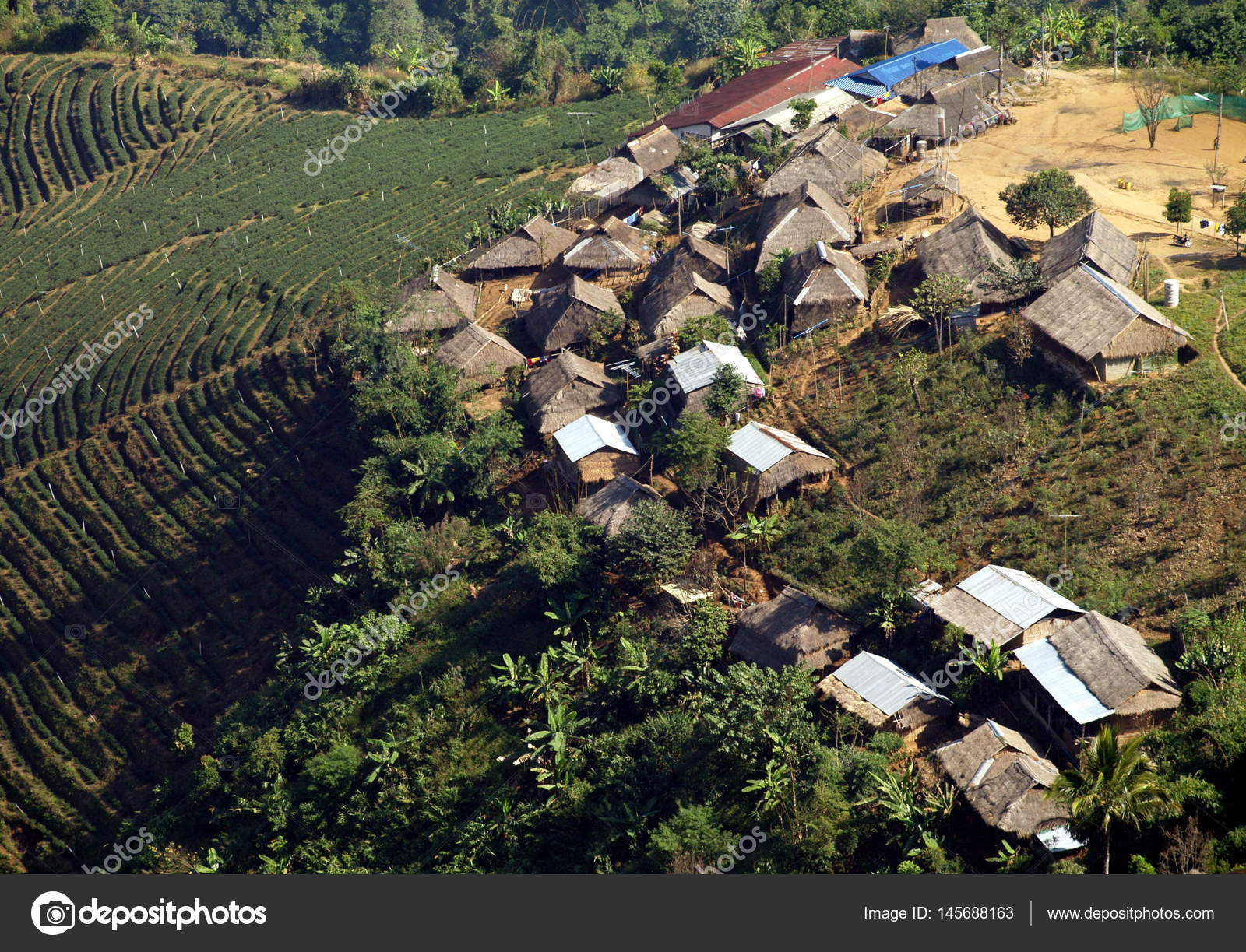 Rural Lifestyle In Thailand Stock Photo C Mvdberk 145688163
