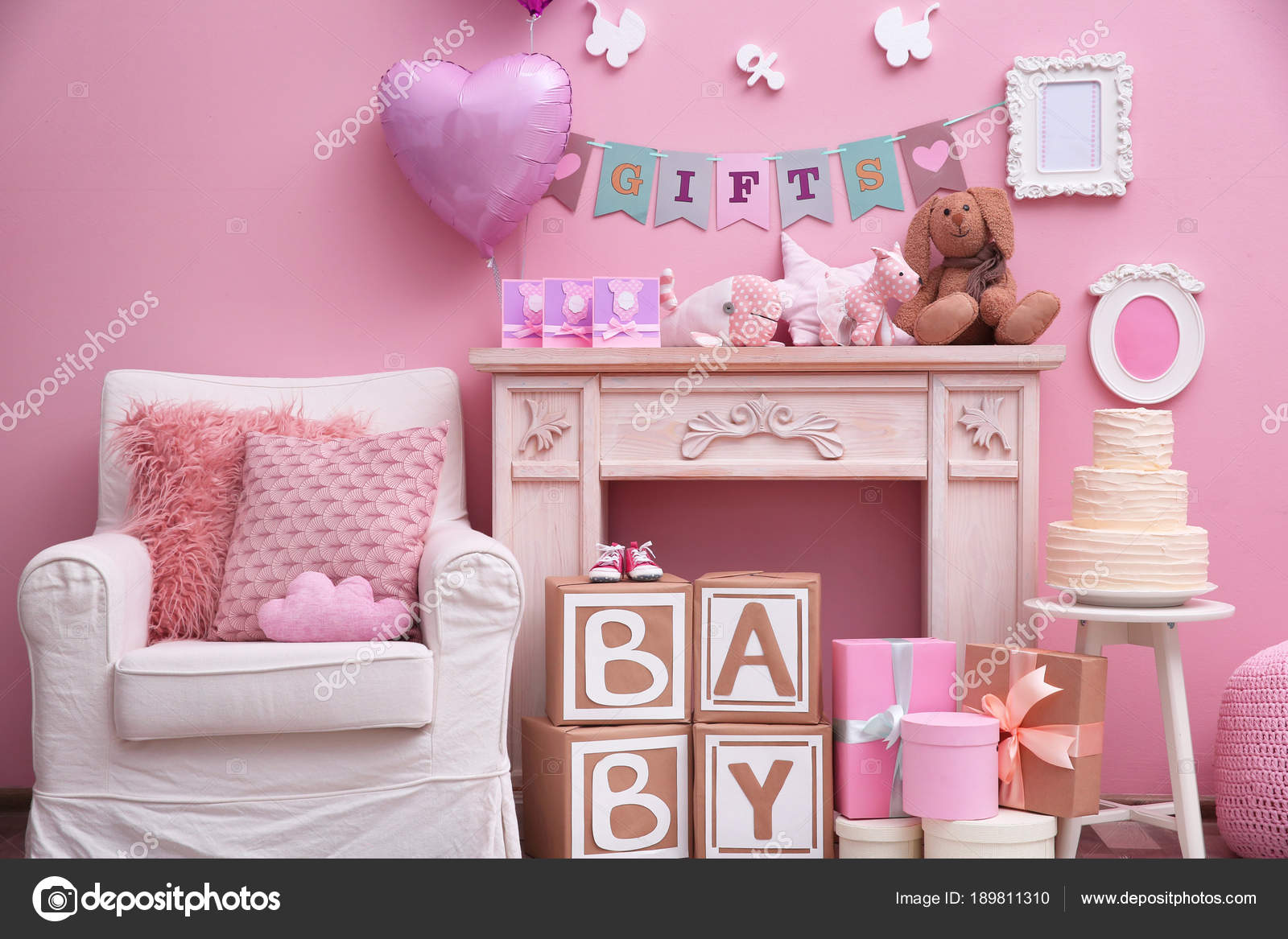 Pictures Baby Shower Hall Decorations Beautiful
