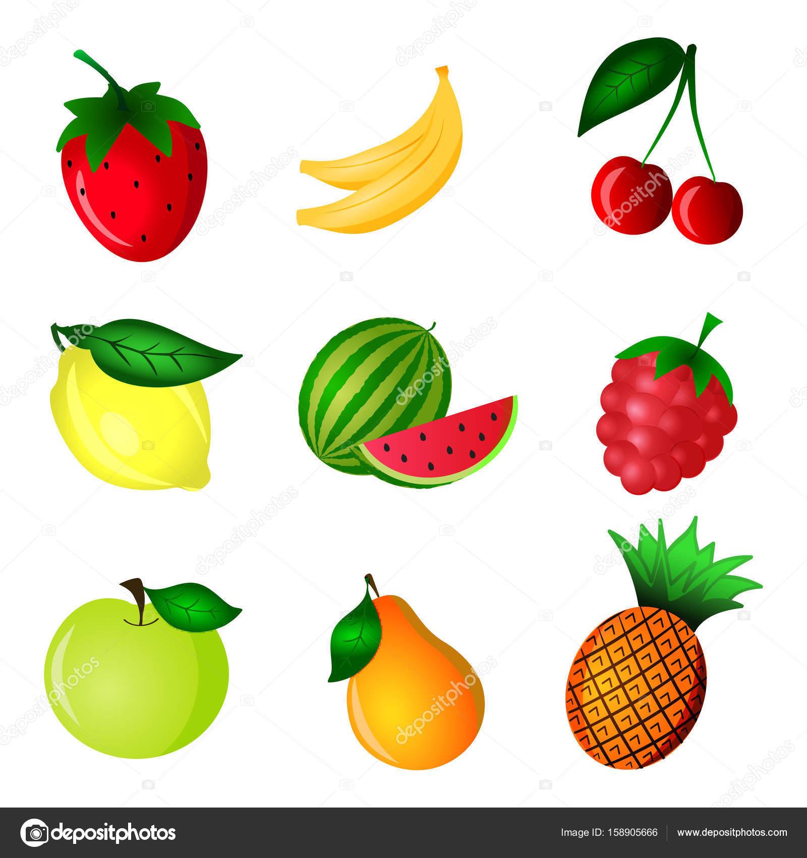 Jogo Da Fruta Cor
