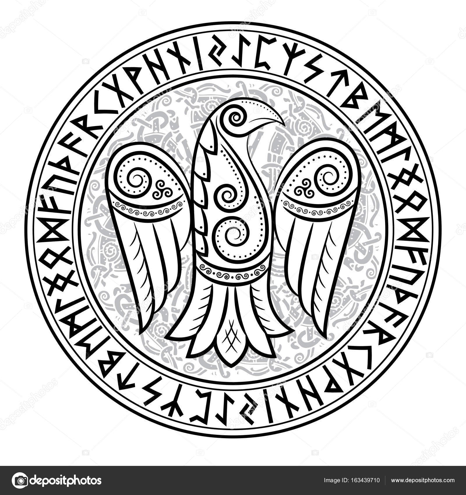 Celtic Runes Of Protection