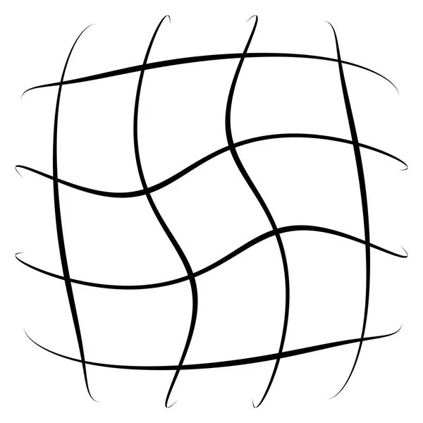 Ball for playing beach volleyball, vector volleyball ball