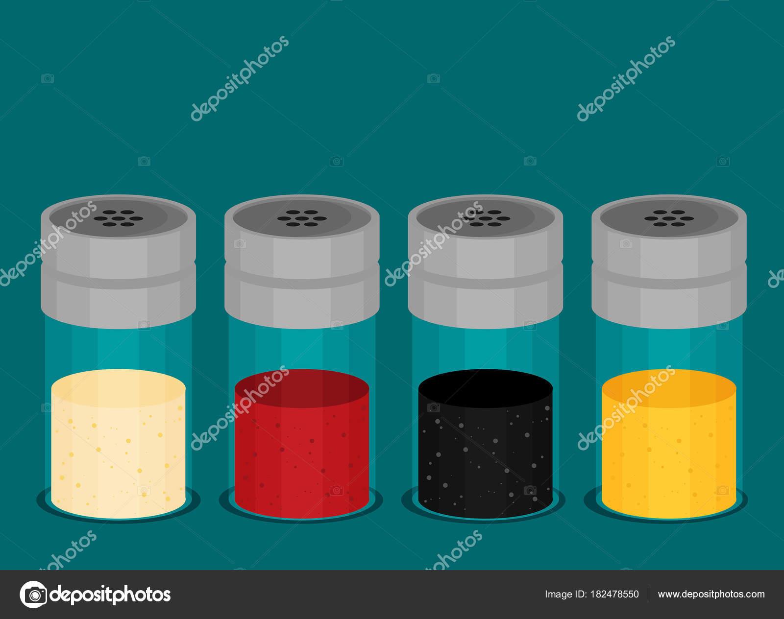 kitchen herb kit repair moen faucet 成套厨房香料在包裹 图库矢量图像 c mix3r 182478550 图库矢量图片