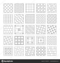 Design ceramic tile and mosaic. Composition of the tile ...