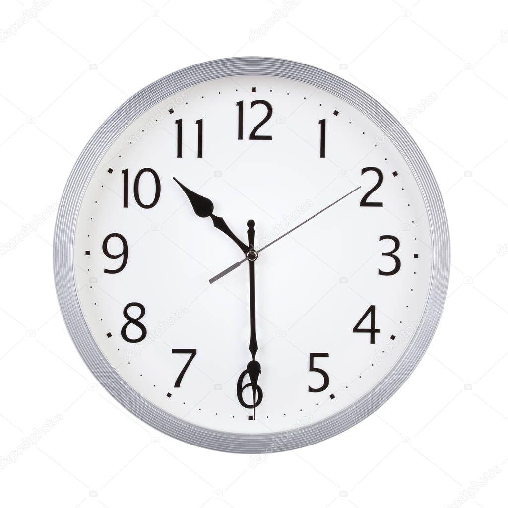 Half Past Ten O Clock