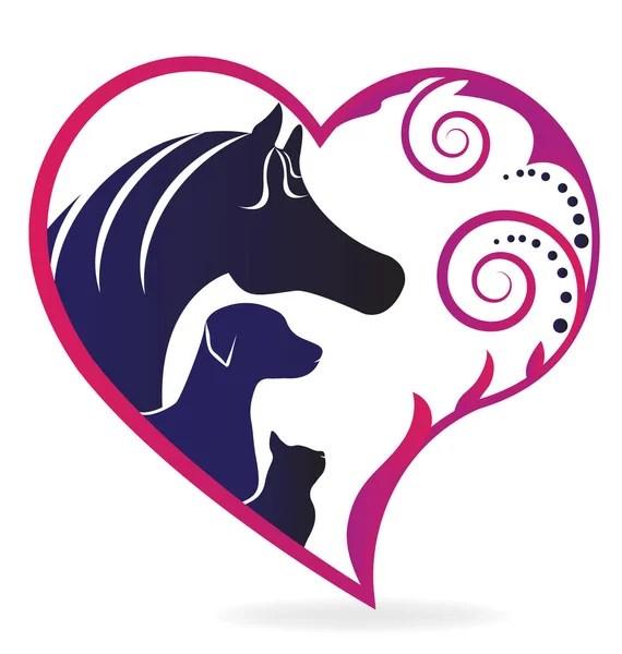 Horse silhouette logo vector — Stock Vector © Glopphy ...