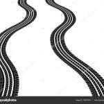 Images Clip Art Tire Clip Art Illustration Of Tire Track Stock Vector C Mtmmarek 150873914
