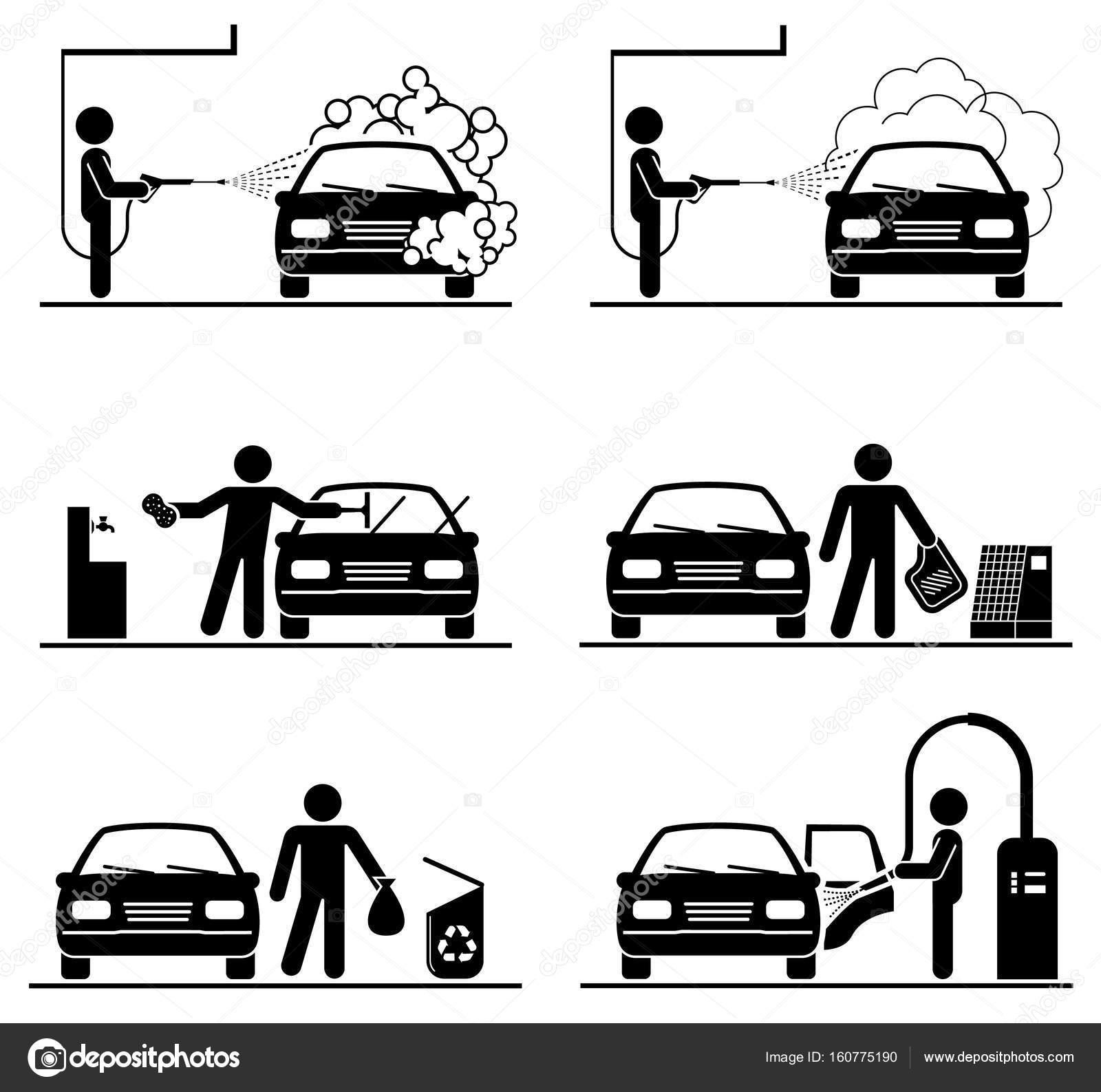 Car Wash Clipart