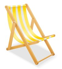Tanning chair Stock Vectors, Royalty Free Tanning chair ...