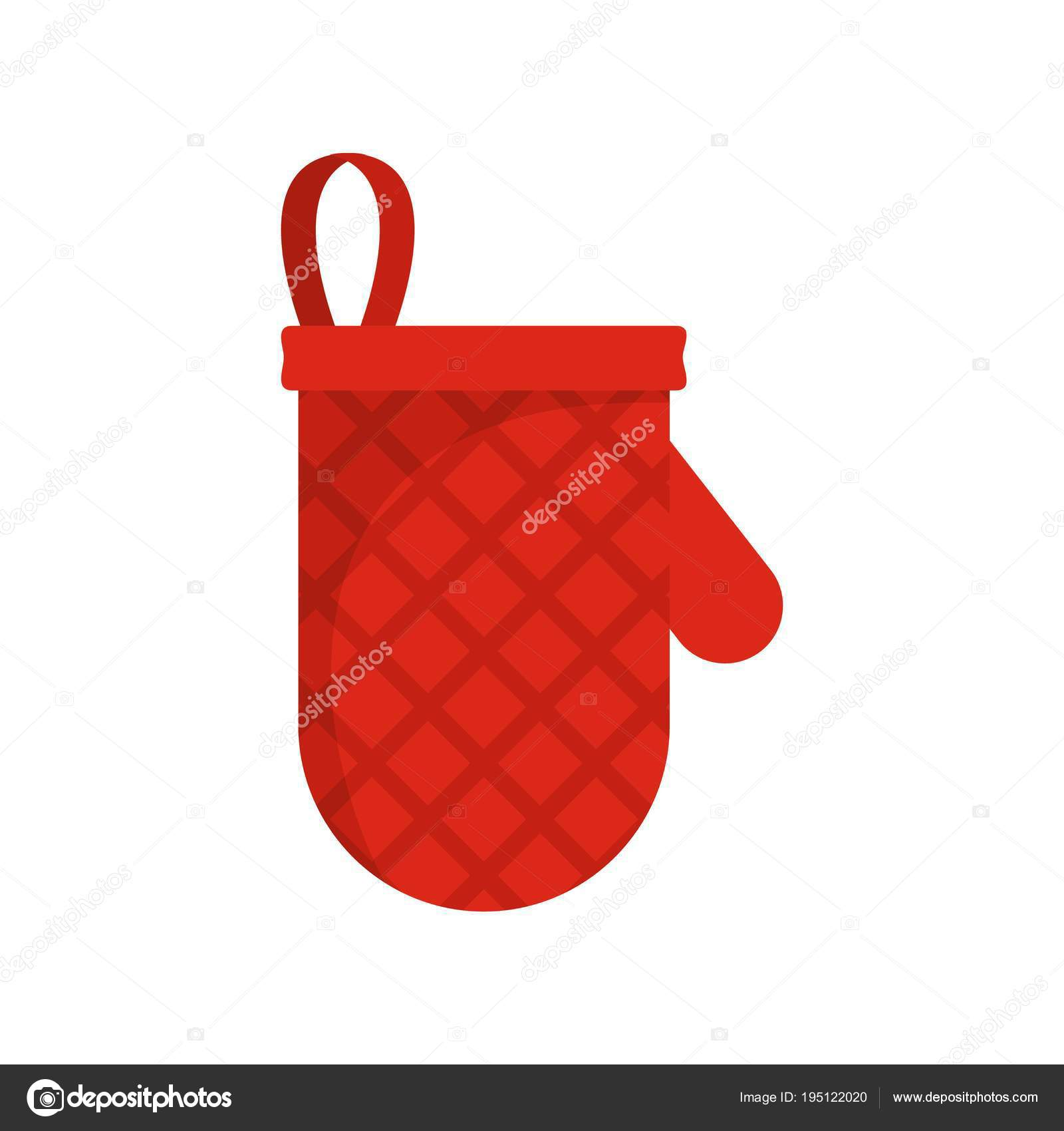 kitchen gloves ideas on a budget 厨房手套图标 平面风格 图库矢量图像 c anatolir 195122020 网络中的厨房手套矢量图标平面图 矢量图片anatolir