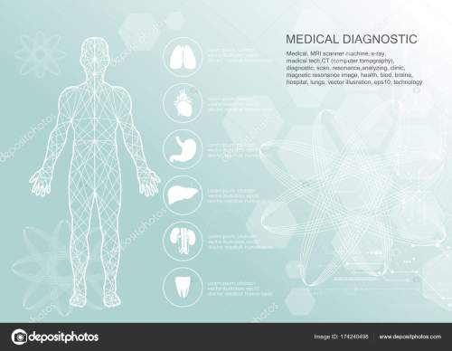 small resolution of human body health care with medical icons organs charts diagrams and copy