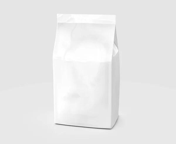 Ready in ai, svg, eps or psd. Pearl White Coffee Bean Bag Mockup Blank Foil Bag Template In 3d Rendering 162726162 Larastock