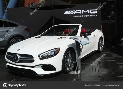 small resolution of mercedes benz amg on display at national tennis center during us open 2016 in new