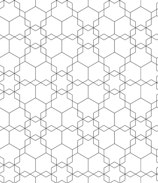 Chemistry 3D pattern, hexagonal molecule structure on