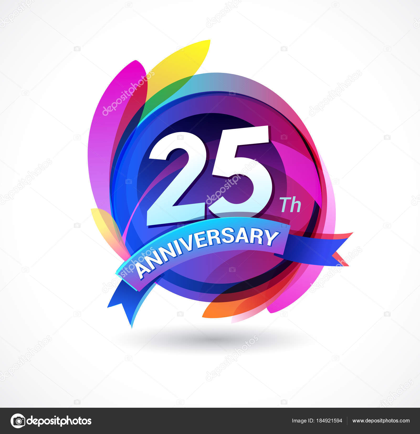 logo design years anniversary