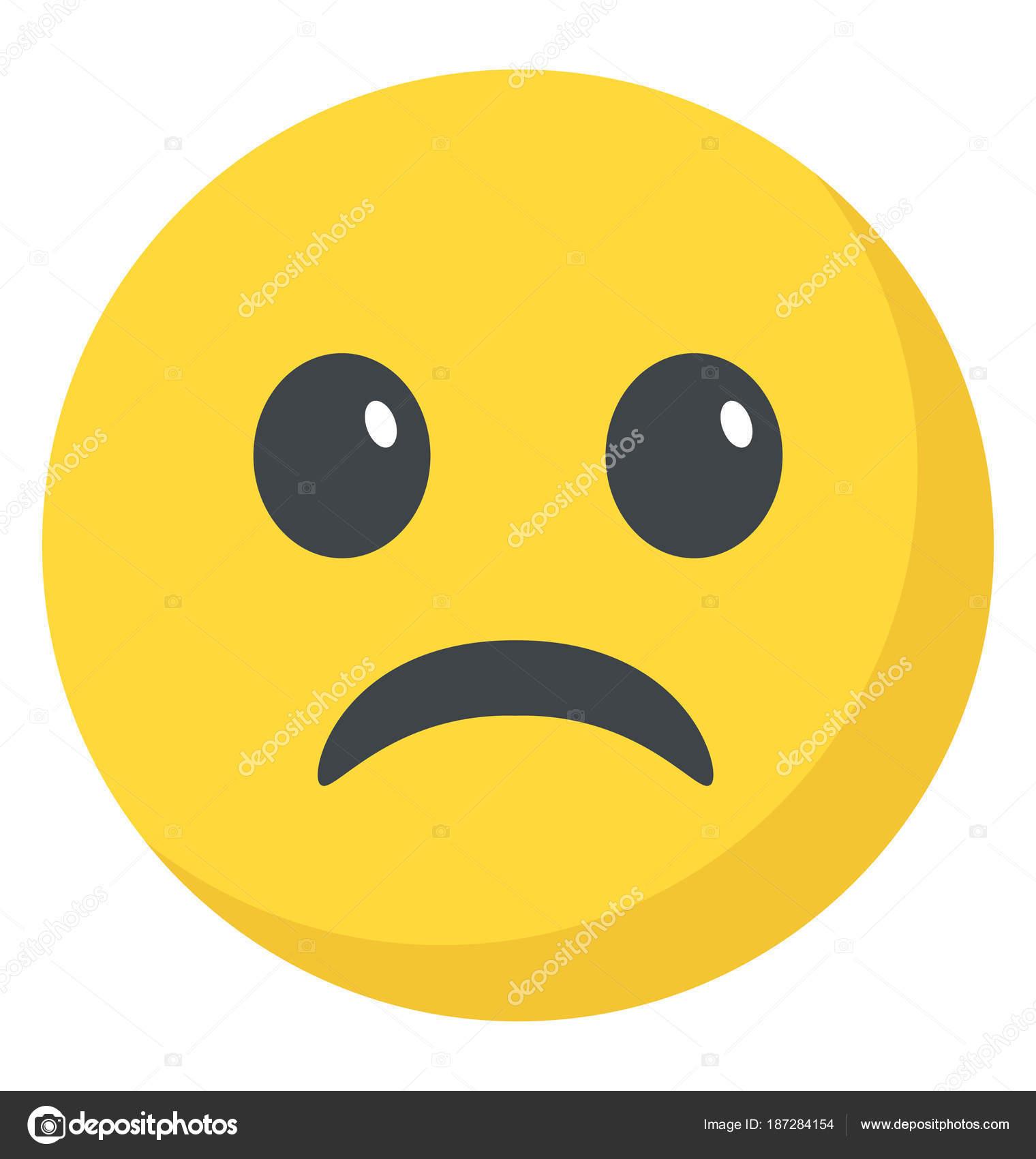 sad face emoji depressed