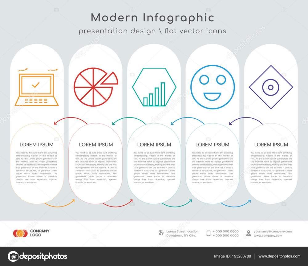 medium resolution of infographics design vector computer pie chart diamond smile rhombus icons stock vector