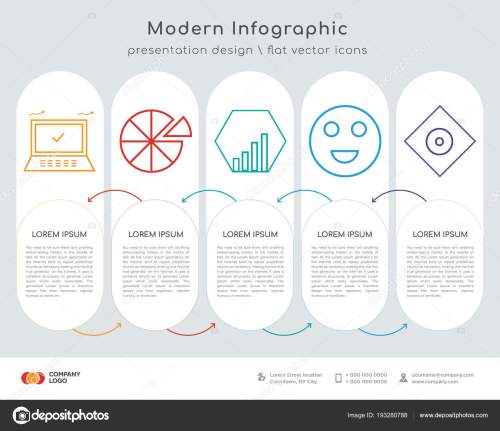 small resolution of infographics design vector computer pie chart diamond smile rhombus icons stock vector
